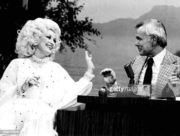 Dolly Parton Johnny Carson
