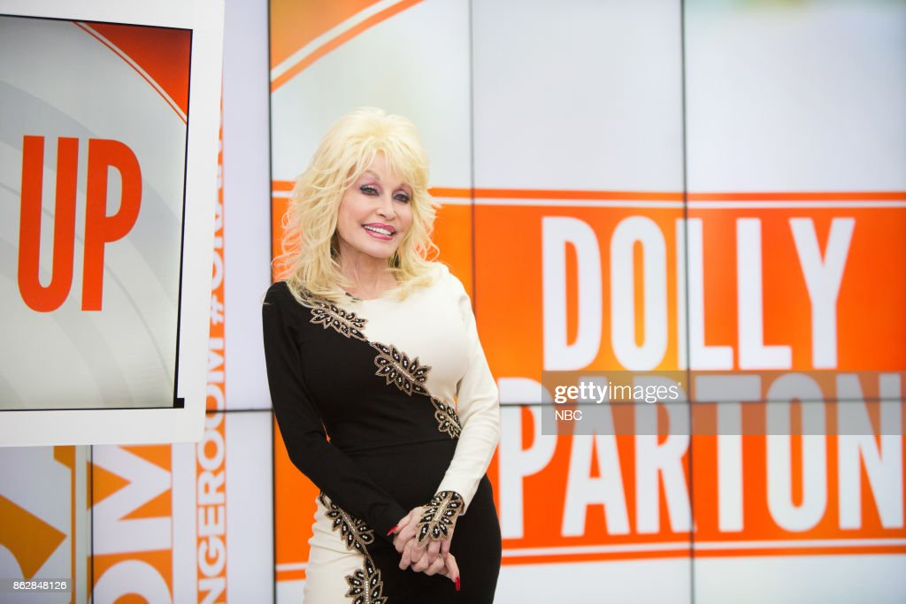 Dolly Parton on Monday, October 16, 2017 --