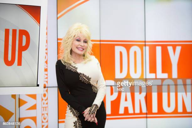 Dolly Parton on Monday October 16 2017