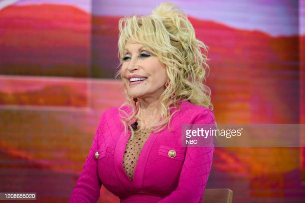 Dolly Parton on Wednesday November 20 2019