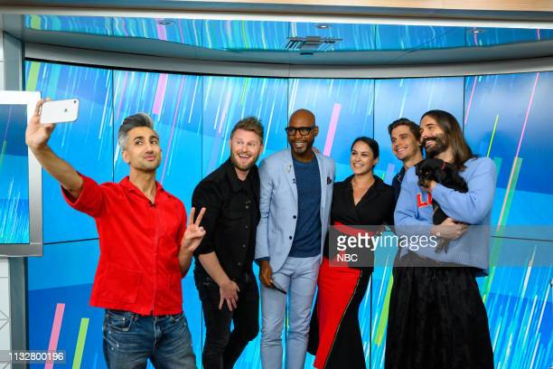 Donna Farizan and Queer Eye on Friday March 22 2019