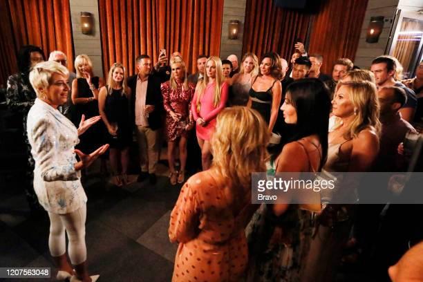 Pictured: Dorinda Medley, Tinsley Mortimer, Leah McSweeney, Luann de Lesseps, Ramona Singer -- )