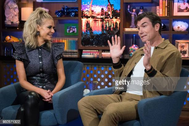 Dorit Kemsley and Jerry O'Connell