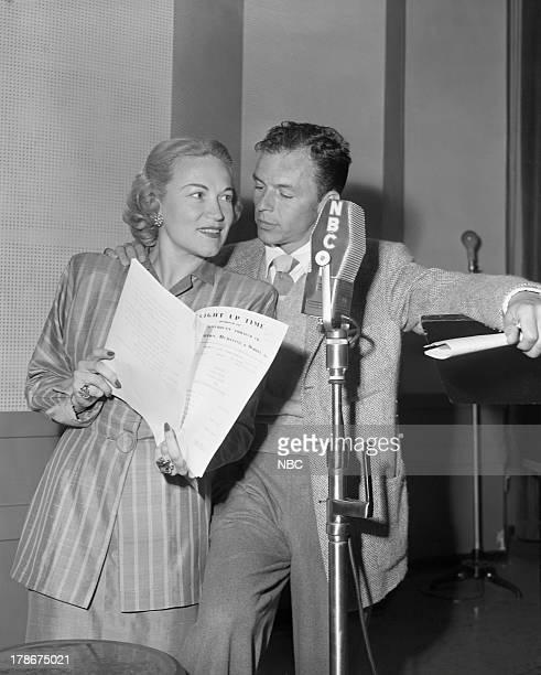 Dorothy Kirsten Frank Sinatra in 1949