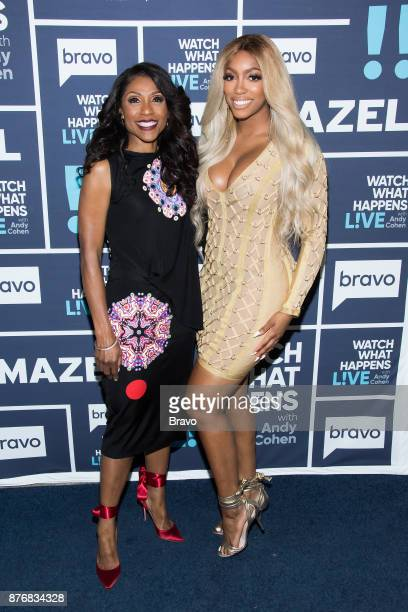 Dr Jackie Walters and Porsha Williams
