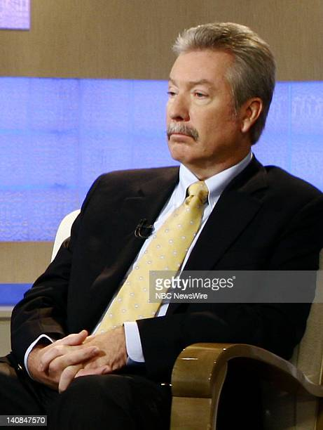 Drew Peterson in an exclusive interview about his missing fourth wife and the investigation into her disappearance on NBC News' Today on November 14...