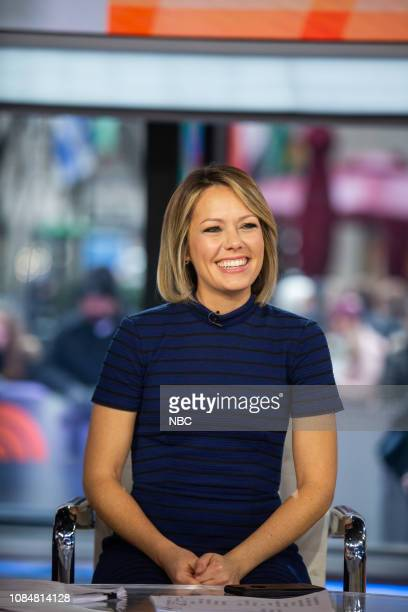 Dylan Dreyer on Friday January 18 2019