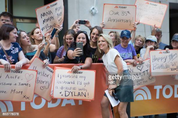 Dylan Dreyer on Monday September 25 2017