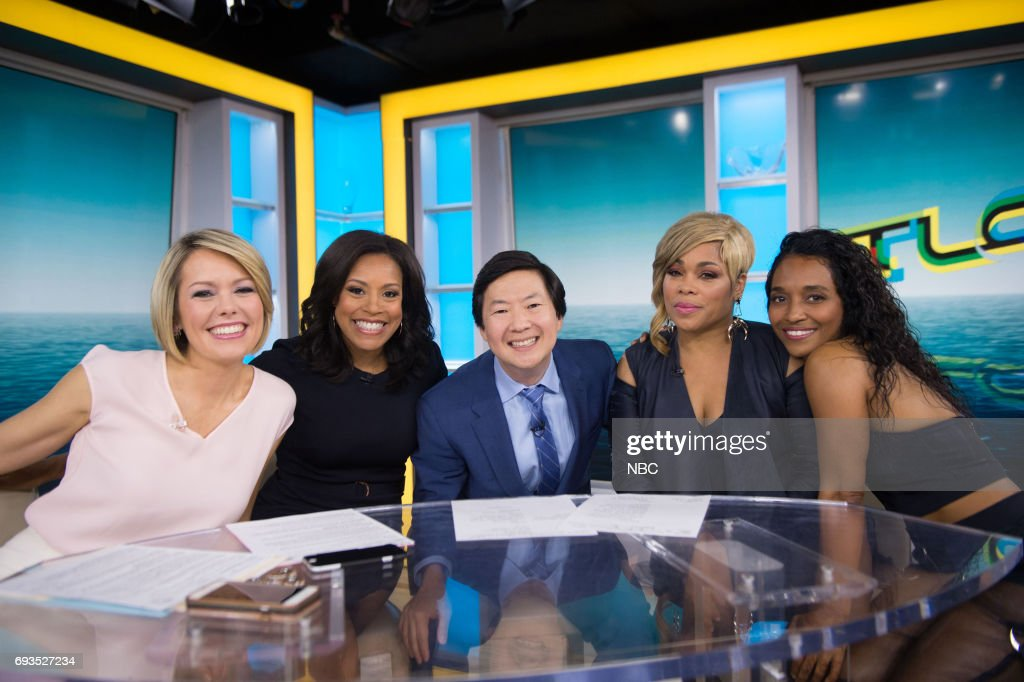 "NBC's ""Today"" With guests Mark McGrath, TLC, Ken Jeong"