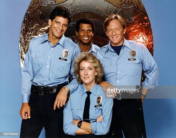 Ed Marinaro as Officer Joe Coffey Michael Warren as Officer Robert 'Bobby' Hill Charles Haid as Officer Andrew Renko Betty Thomas as Sgt Lucy Bates