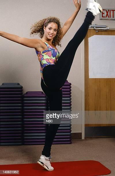 Elizabeth Berkley as Jessie Spano Photo by Alice S Hall/NBCU Photo Bank