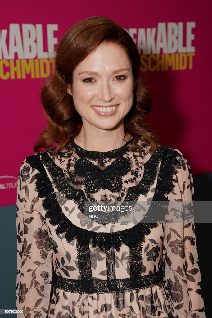 SCHMIDT -- 'FYC @ UCB' -- Pictured: Ellie Kemper at The UCB Theatre, Hollywood, CA, June 1, 2018 --