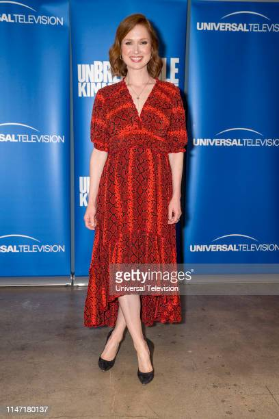 Pictured: Ellie Kemper at The UCB Theatre, Los Angeles, CA, May 29, 2019 --