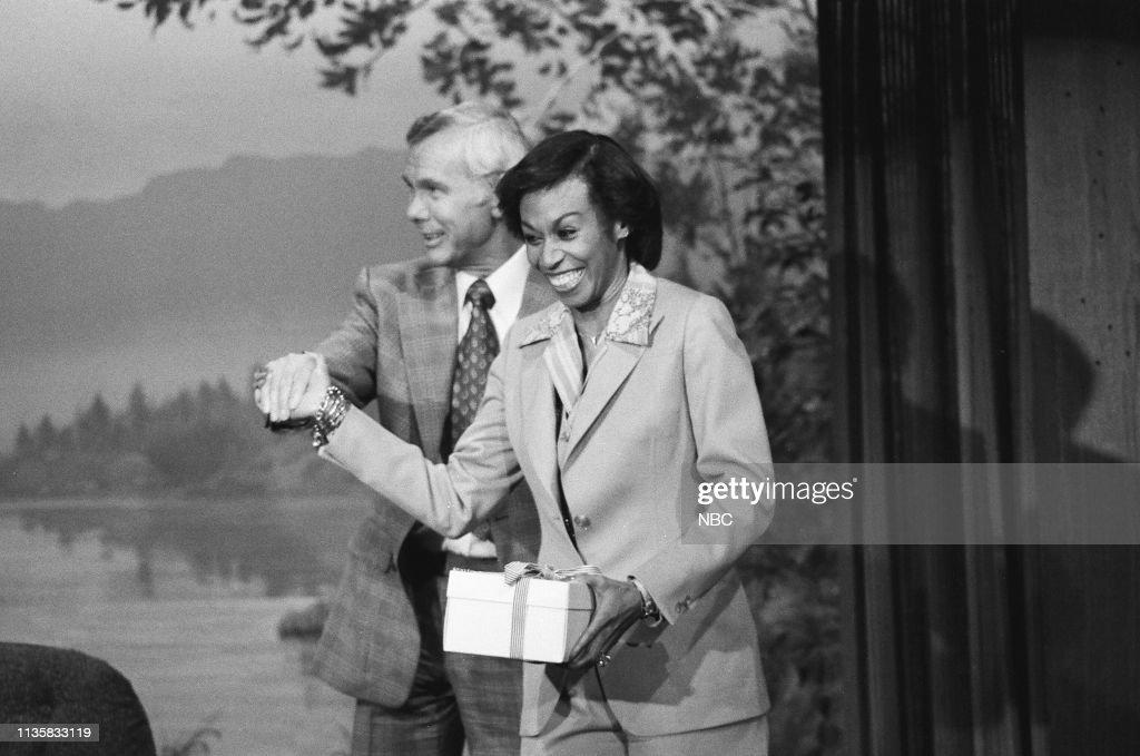 The Tonight Show Starring Johnny Carson - Season 15 : News Photo