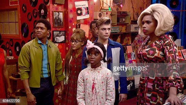 Ephraim Sykes as Seaweed J Stubbs Ariana Grande as Penny Pingleton Shahadi Wright Joseph as Little Inez Garrett Clayton as Link Larkin Jennifer...