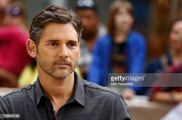 Eric Bana appears on NBC News' Today show