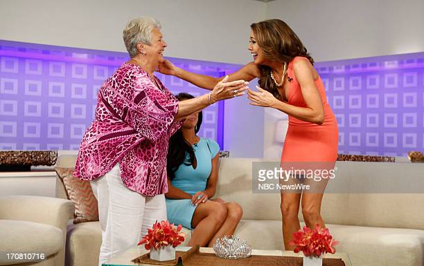 """Erin Brady and her grandmother appear on NBC News' """"Today"""" show --"""