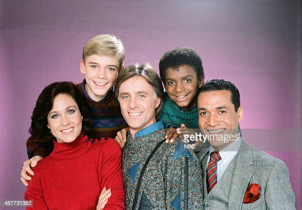 Erin Gray as Kate Summers Stratton Joel Higgins as Edward Stratton III Franklyn Seales as Dexter Stuffins Ricky Shroder as Ricky Stratton Alfonso...