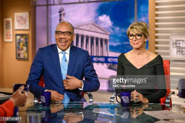 Eugene Robinson Columnist The Washington Post and Danielle Pletka SVP Foreign and Defense Policy Studies at the American Enterprise Institute appear...