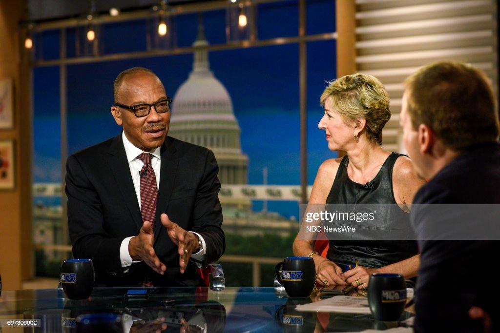Meet the Press - Season 70 : News Photo