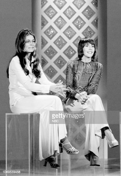 Feminist/activist Gloria Steinem host Helen Reddy
