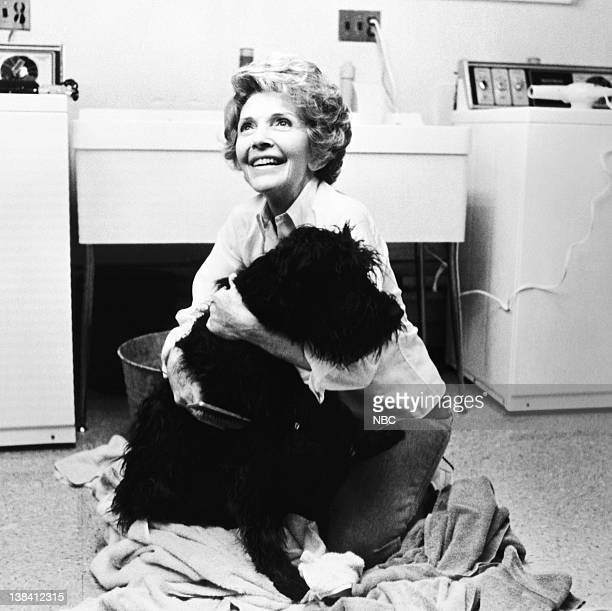 First Lady Nancy Reagan White House dog Lucky
