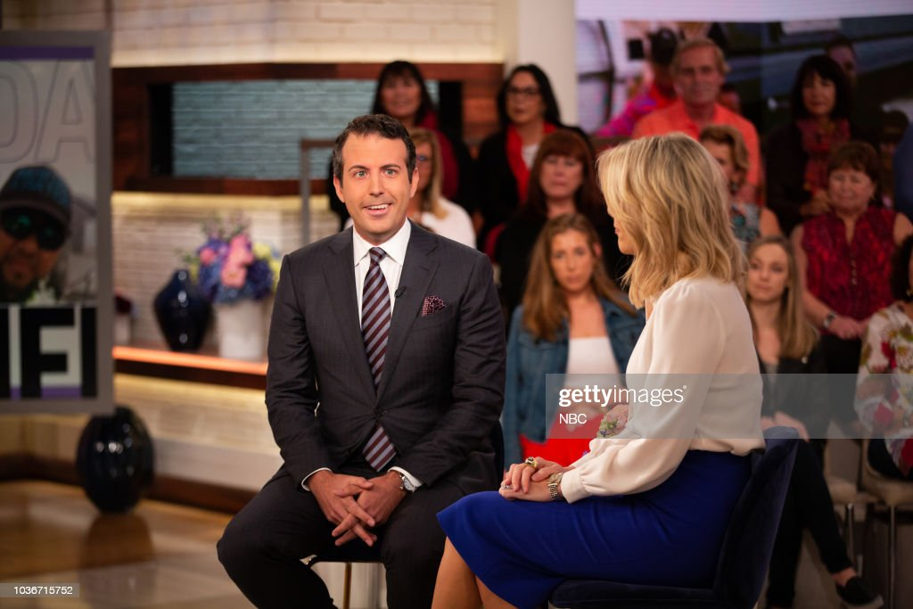 "NBC's ""Megyn Kelly TODAY"" with Lisa Kohn, Gabe Gutierrez"