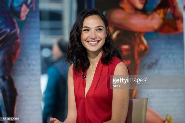Gal Gadot on Wednesday Nov15 2017