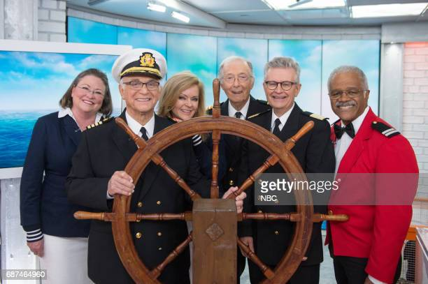 Gavin MacLeod Jill Whelan Bernie Kopell Ted Lange Cynthia Lauren Tewes and Fred Grandy on Tuesday May 23 2017
