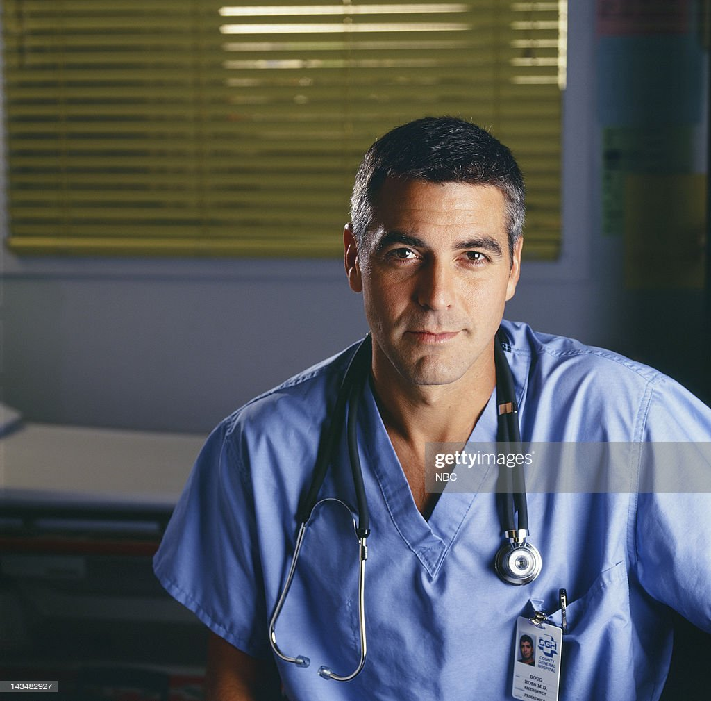 George Clooney as Doctor Doug Ross
