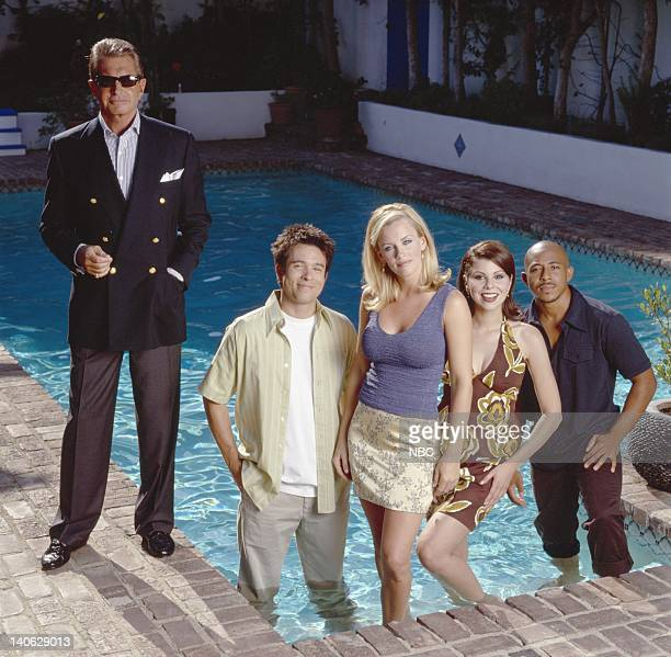George Hamilton as Guy Hathaway Rafer Weigel as Max Jenny McCarthy as Jenny McMillan Heather Paige Kent as Maggie Marino Dale Godboldo as Cooper...