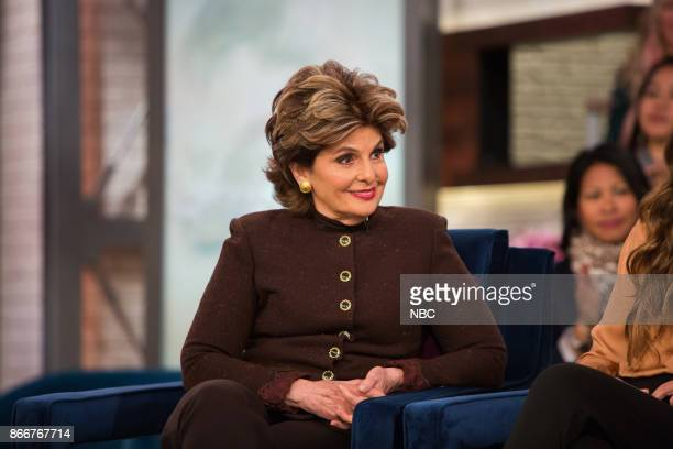 Gloria Allred on Wednesday October 25 2017