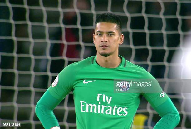Pictured Goalkeeper Alphonse Areola FOX Sports supplements its coverage of the 2018 FIFA World Cup with its presentation of PHENOMS a fivepart...