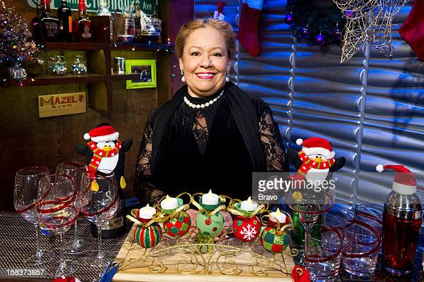 Guest bartender Elsa Patton's nurse Mimi Photo by Charles Sykes/Bravo/NBCU Photo Bank via Getty Images