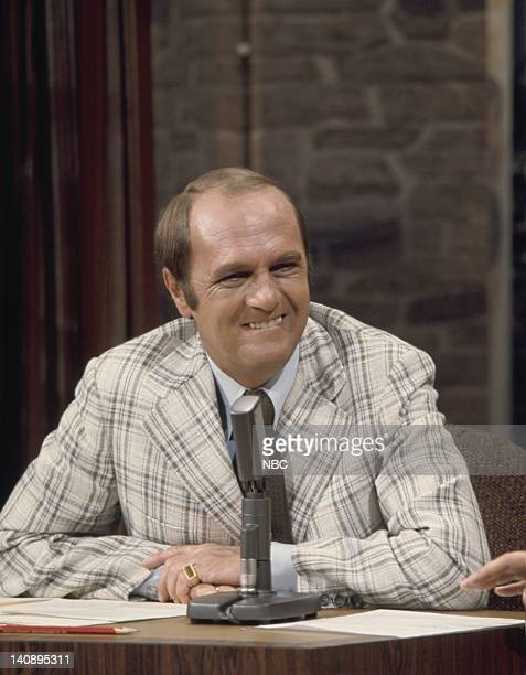 Guest host Bob Newhart Photo by NBCU Photo Bank