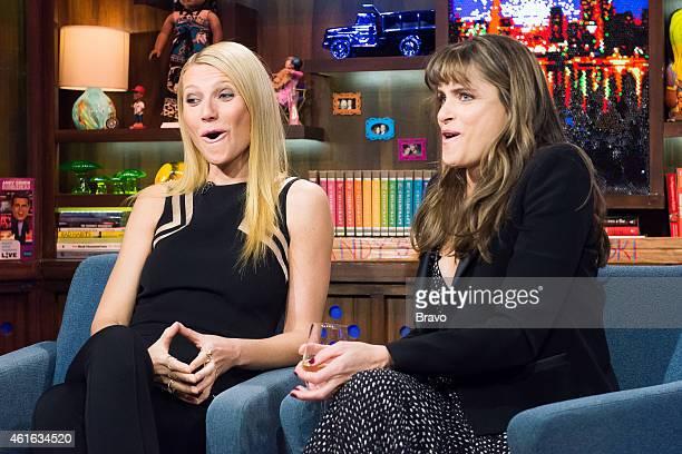 Gwyneth Paltrow and Amanda Peet