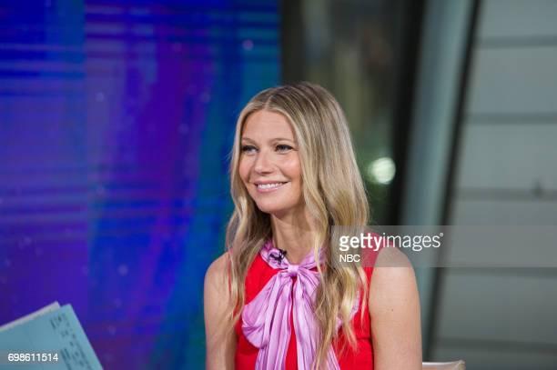 Gwyneth Paltrow on Wednesday June 15 2017