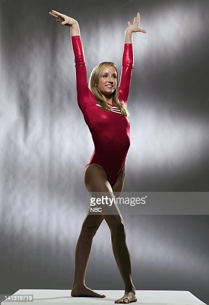Gymnast Nastia Liukin Photo by Mitchell Haaseth/NBCU Photo Bank