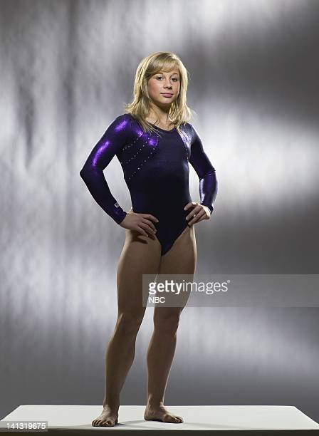 Gymnast Shawn Johnson Photo by Mitchell Haaseth/NBCU Photo Bank