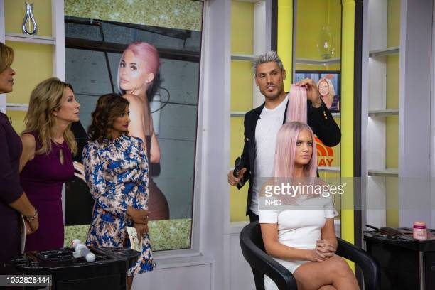 Hairstyle Tips from Chris Appleton on Tuesday October 23 2018