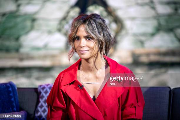 Halle Berry on Wednesday, May 8, 2019 --