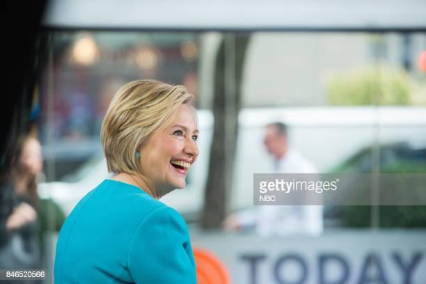 Hillary Clinton on Tuesday September 13 2017