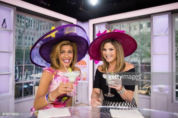 Hoda Kotb and Jenna Bush Hager on Friday May 5 2017