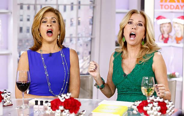 NBCs Today With Guests Adriana Lima Brandi Milloy Melissa Joan Hart