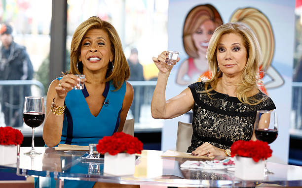 Nbc 39 s today with guests eva marie saint colin farrell - Nbc today show kathie lee and hoda ...