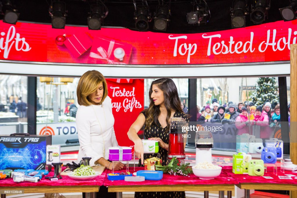 "NBC's ""Today"" with guests Charlie and Stacy send off, Football Food, Ambush Makeovers, Nick Jonas"