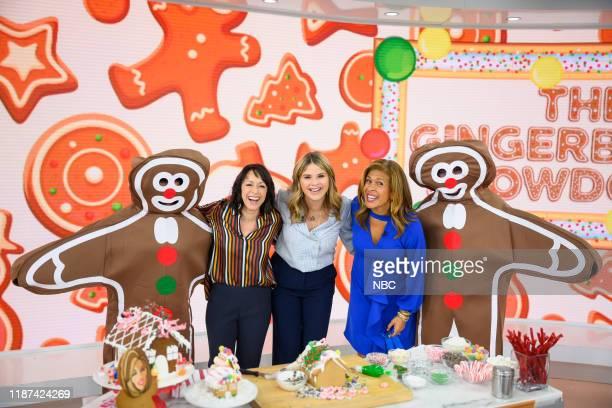 Hoda Kotb, Jenna Bush Hager and Paige Davis on Friday, December 6, 2019 --