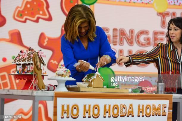 Hoda Kotb Jenna Bush Hager and Paige Davis on Friday December 6 2019