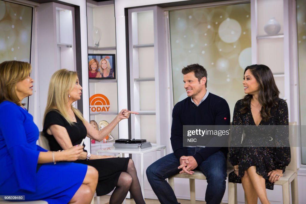 "NBC's ""Today"" with guests Nick and Vanessa Lachey, Celebrity Style, Scott Brothers, New Year Gadgets"