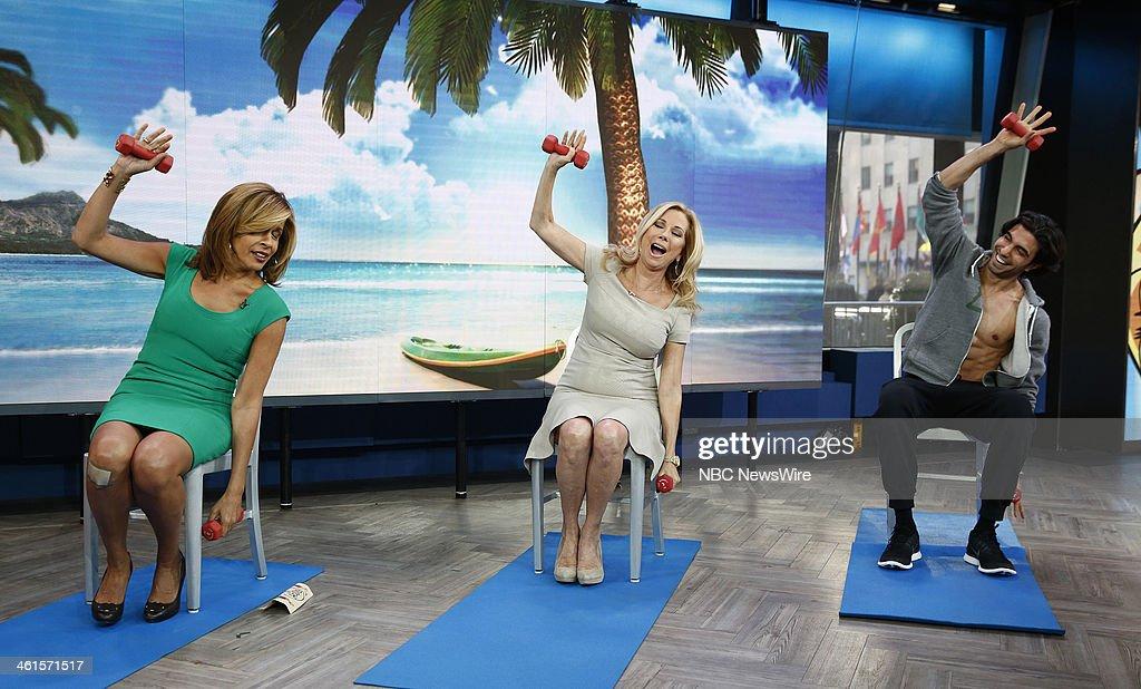 "NBC's ""Today"" With Guests Kris Jenner, Billie Jean King, Dick Wolf, Dan Stevens, Matthew Hussey, Akin Akman"